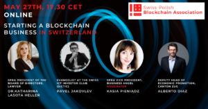 Swiss-Polish Blockchain Association webinar