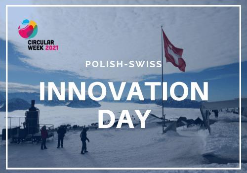 PARTNER EVENT: Polish-Swiss Innovation Day 2021